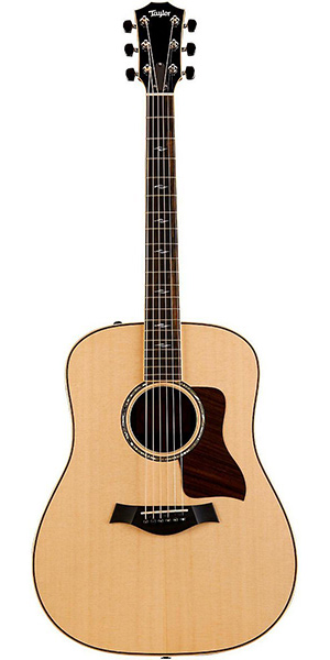 Taylor 810 Acoustic Guitar for worship